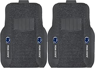 FANMATS NCAA Penn State Nittany Lions Nylon Face Deluxe Car Mat