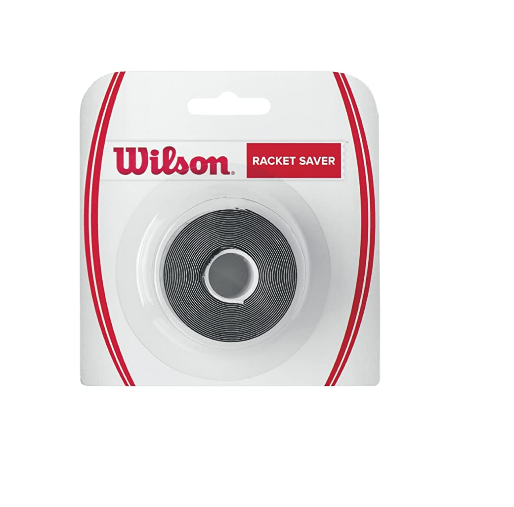 適応的数学的な確認してくださいWilson Racket Saver - Tennis Racket Frames Protect Tape