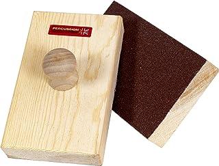 Club Salsa F835215 Wood Tone Block