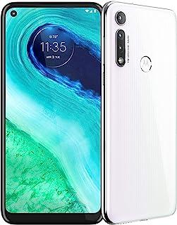 Moto G Fast | Unlocked | Made for US by Motorola | 3/32GB | 16MP Camera | 2020 | White