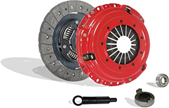 Clutch Kit works with Acura Integra Honda Cr-v Civic Del Sol Gs Gs-R Se Ex Lx Se Type R Si Vtec Rs 1994-2001 1.6L L4 1.8L L4 2.0L L4 GAS DOHC Naturally Aspirated (Stage 1)