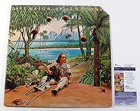 Dave Mason Signed LP Record Album Split Coconut w/ JSA AUTO