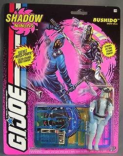 GI Joe Shadow Ninjas Bushido