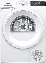 Gorenje DE 83/GI Wärmepumpentrockner 8 kg/Knitterschutz/Inverter Motor/TwinAir, Weiß
