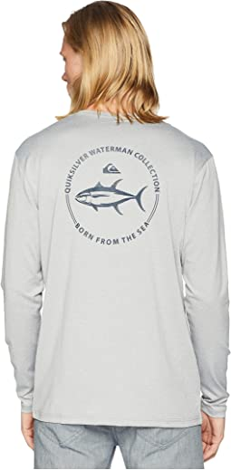 Watermark Long Sleeve Rashguard