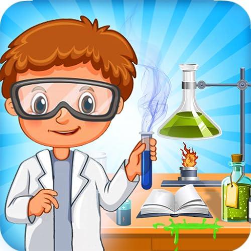 experimento de laboratório de ciências - truques legais