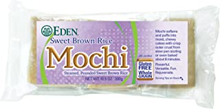 Eden Sweet Brown Rice Mochi, 10.5-Ounce Packages (Pack of 2)