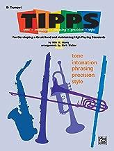 T-I-P-P-S for Band: B-flat Cornet (Trumpet) Part
