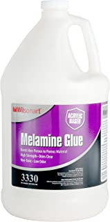 Wilsonart Melamine White Acrylic Wood Glue - 1 Gallon