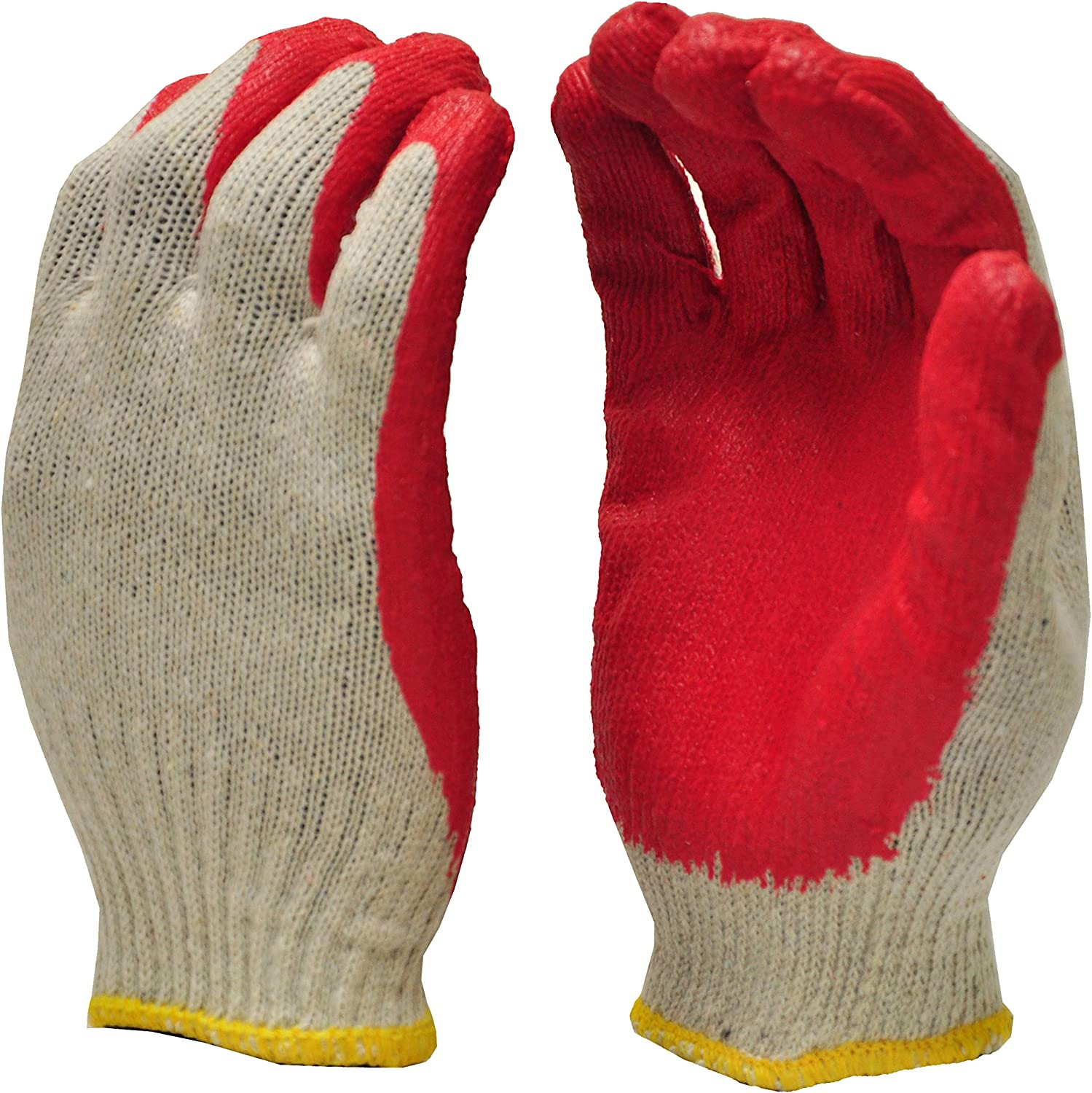 G F Products 3106-10 String Limited time sale Knit Max 47% OFF Latex Dipped Nitrile Palm Co