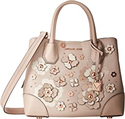 MICHAEL Michael Kors - Mercer Gallery Small Center Zip Satchel