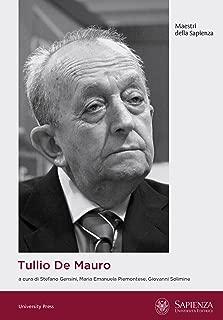 Best tullio de mauro Reviews