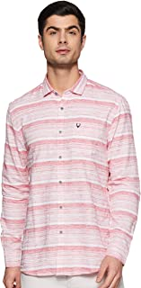 Allen Solly Men's Regular fit Casual Shirt