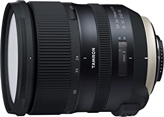 Tamron Obiettivo per Nikon, 24-70mm F/2,8 Di VC USD G2, Nero