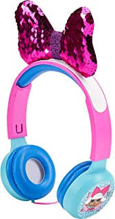 L.O.L. Surprise HP2-13136DIV Over The Ear Kids Headphone, Pink