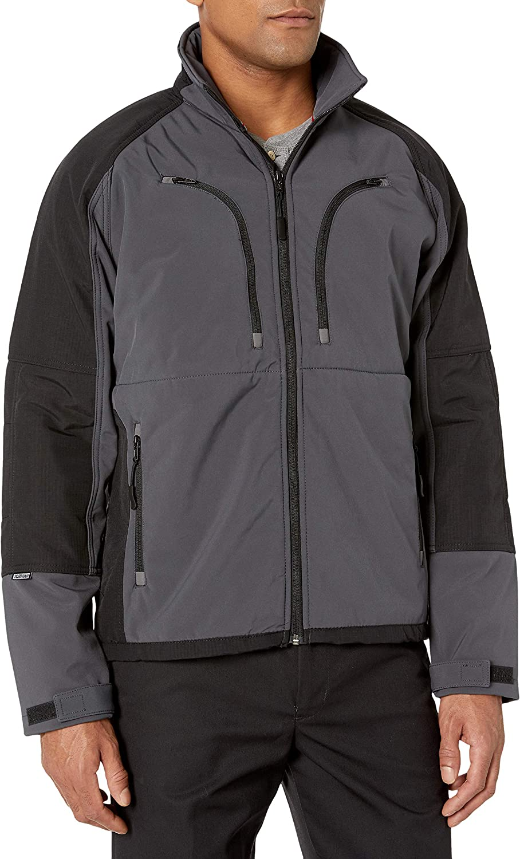 JOBMAN Workwear Men's Deluxe Now on sale Shell Jacket Soft Under blast sales