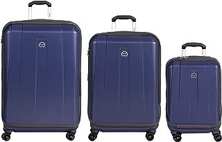 delsey hardside luggage set