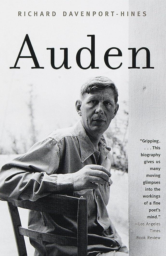 発揮する小切手つかの間Auden