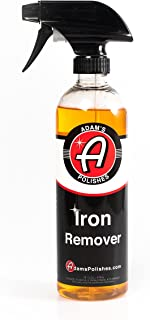 iron out car cleaner