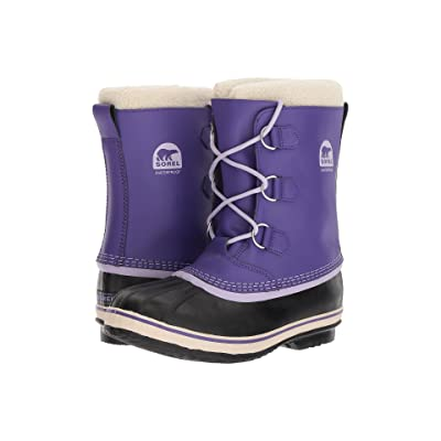 SOREL Kids Yoot Pac TP (Little Kid/Big Kid) (Emperor/Morning Mist) Girls Shoes