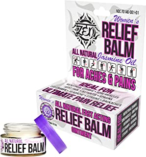 Best zen women's relief balm Reviews