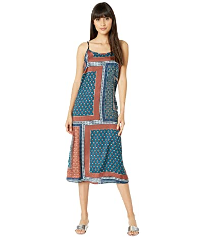 Bishop + Young Emerson Slip Dress (Moroccan Scarf) Women