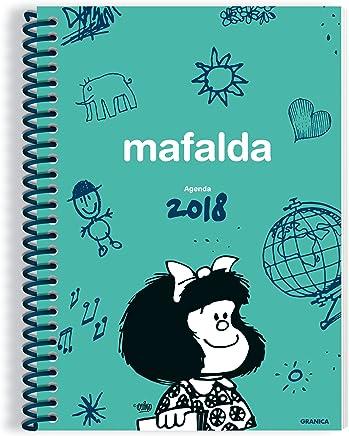Amazon.es: agenda 2018 la petite mafalda