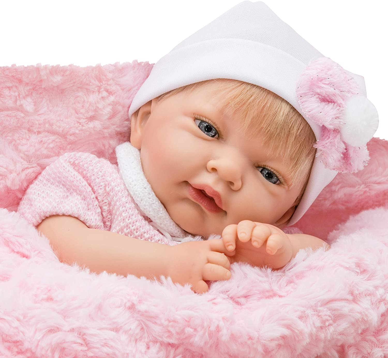 Nines Artesanals d'Onil Reborn Babys Reborn Baby Reborn Puppe Babypuppe Baby Puppe 737 B07G9GPXWK Gutes Design  | Komfort