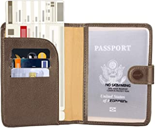 rfid travel card holder