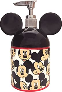 Franco Disney Mickey Mouse Soap or Lotion Pump