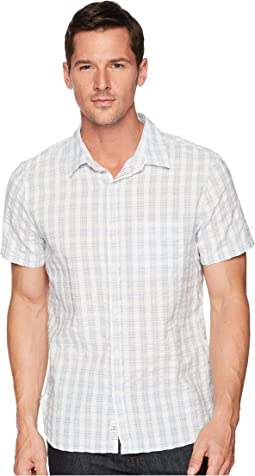 One-Pocket Seersucker Shirt
