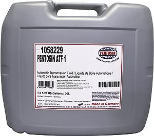 CRP Automotive Pentosin 1058209 ATF-1 Synthetic AutomotiveTransmission Fluid  Liter