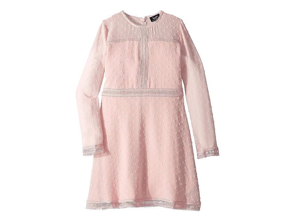 Bardot Junior Peyton Dobby Dress (Big Kids) (Cupcake) Girl