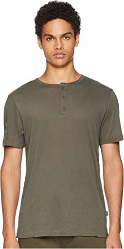 Elliot Short Sleeve Henley