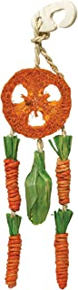 Rosewood 19709 Carrot Dream Catcher Hanging Toy for Small Animals
