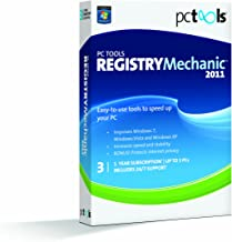 Pc Tools Registry Mechanic 2011 - 1 User/3 Pc [Old Version]