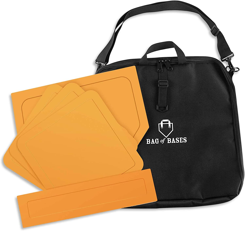 Bag of Bases - Throw Price reduction Down Ba Oklahoma City Mall Carrying Baseball Custom with
