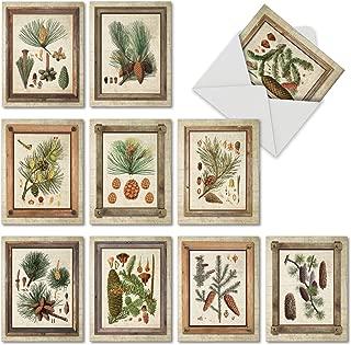 the pine tree card