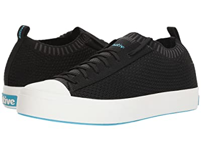 Native Shoes Jefferson 2.0 Liteknit (Jiffy Black/Shell White) Shoes