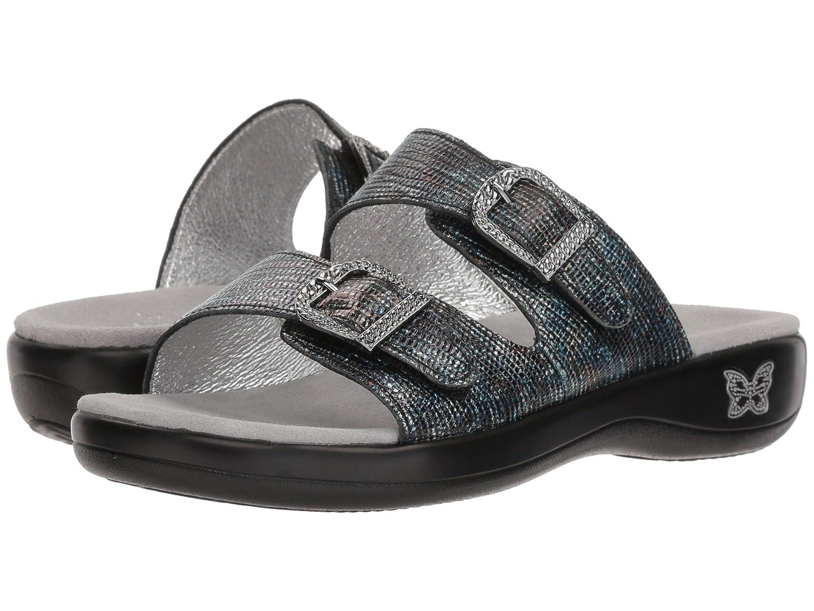 Alegria JadeAtmospheric grades have affordable shoes
