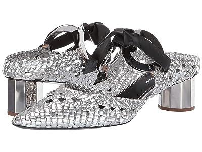Proenza Schouler PS32046A (Woven Silver) Women