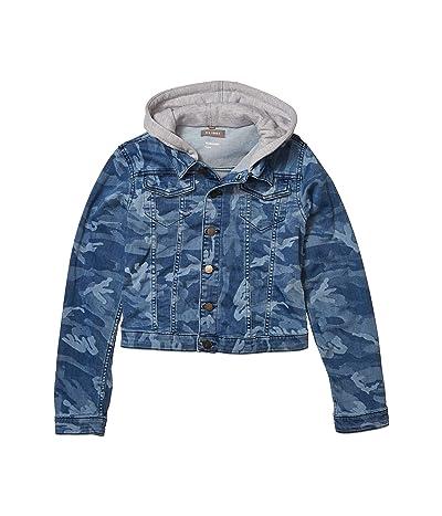 DL1961 Kids Manning Jacket (Toddler/Little Kids) (Cryptic Blue) Boy