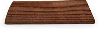 Camco 42955 RV Step Rug ( Premium Wrap Around Double Ribbed , 100% Polyester (18