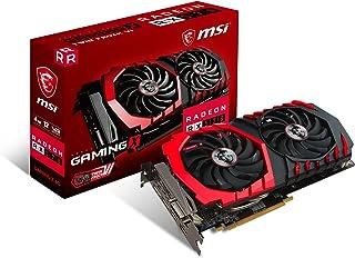 MSI Radeon RX 570 Gaming X 4G - Tarjeta gráfica (refrigeración Twin Frozr Vi, 4 GB Memoria GDDR5)