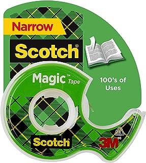 Scotch Magic Tape, 104, 12.7mm x 11.4m