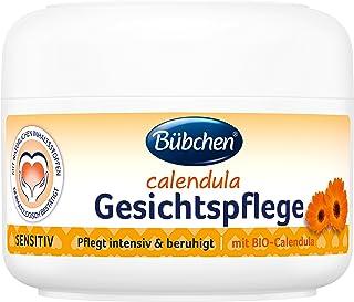 Bübchen Calendula Gesichtspflege Crème, 2er Pack 2 x 75 ml