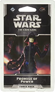 Fantasy Flight Games SWC42 Star Wars LCG: Promise of Power Board Game