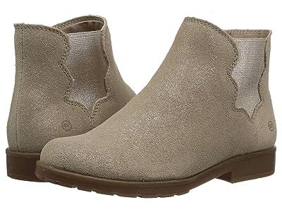 Stride Rite SR-Isabella (Little Kid/Big Kid) (Light Gold Leather) Girls Shoes