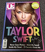 US COLLECTIONS MAGAZINE TAYLOR SWIFT #61, COLLECTOR'S EDITION--SHIPS TODAY!