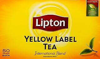 Lipton Yellow Label Tea, 50 x 2g